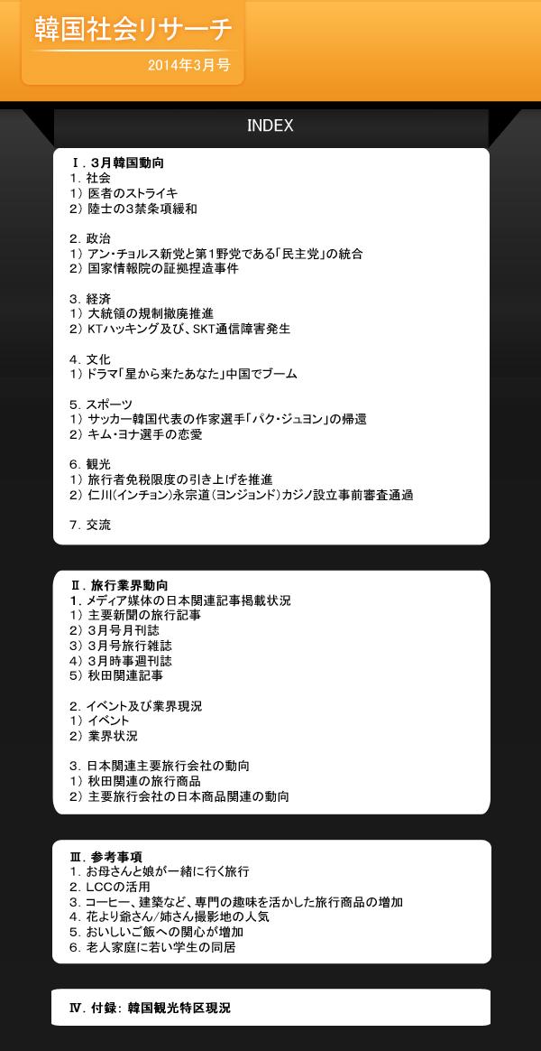 2014-3월-리서치-목차-리스트